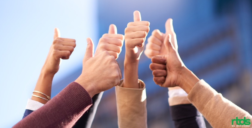 Employee collaboration promotes excellence