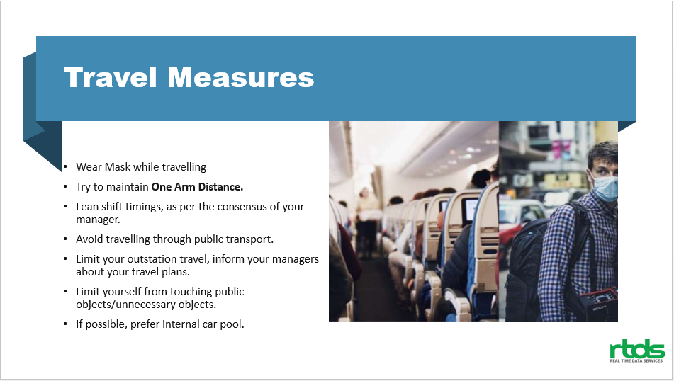 Travel Measures While COVID-19